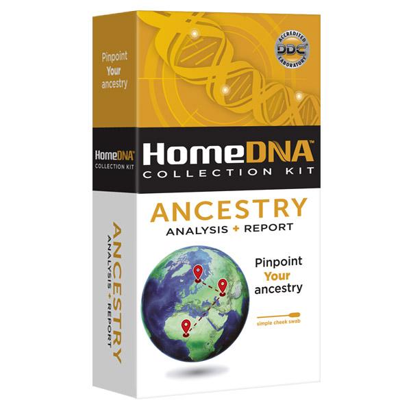 HomeDNA Starter Ancestry