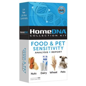 HomeDNA Food & Pet Sensitivity